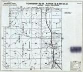 Page 111 - Township 40 N., Range 16 E., Eagleville, Highrock Creek, Modoc County 1958
